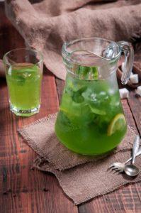 Киви лимонад