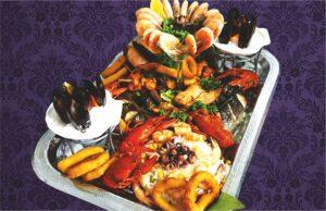 Mix из морепродуктов
